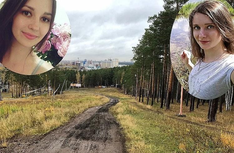 Девушек расстреляли в упор и оттащили в лес