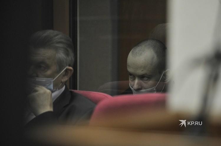 Александров признал вину в двойном убийстве