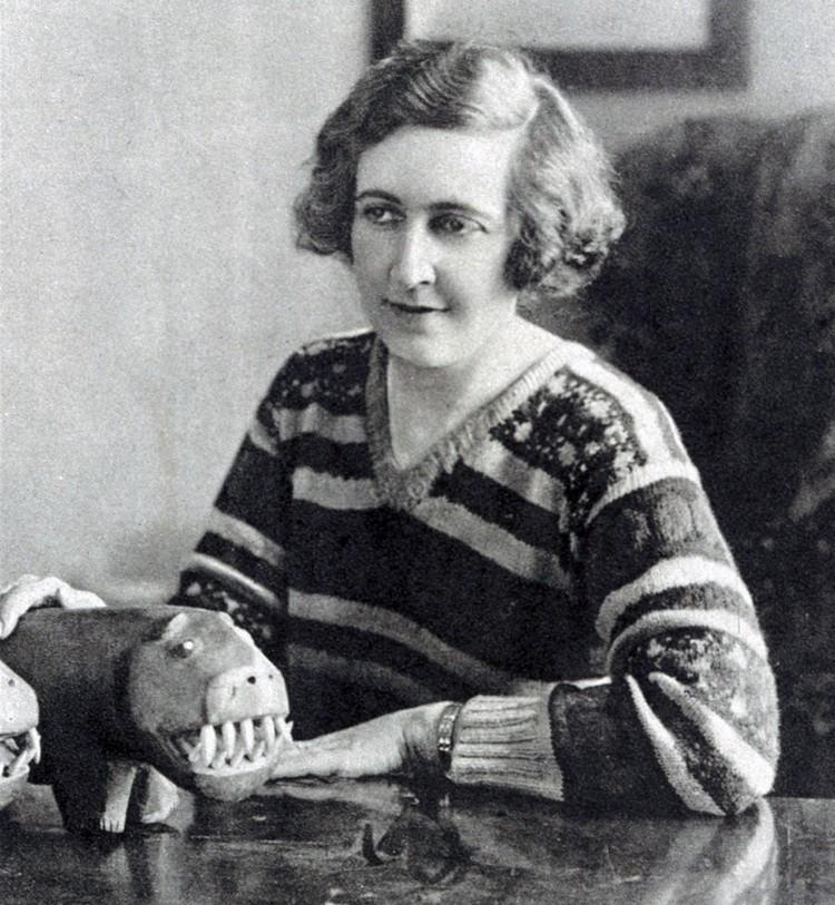 Агата Кристи в 1924 году.
