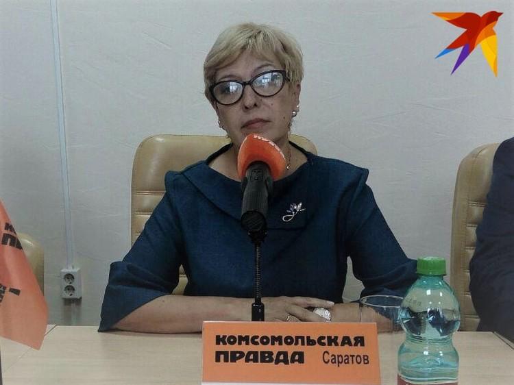 Татьяна Загородняя считает, что детям нужно доносить информацию о безопасности половой жизни