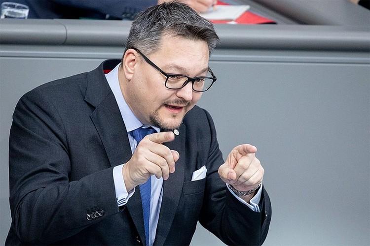 Депутат Бундестага Штефан Койтер.