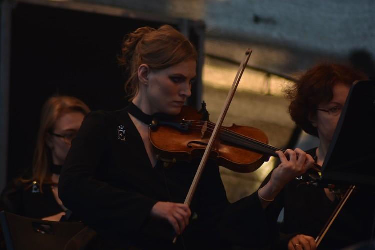 Под классическую музыку собрали несколько площадок.