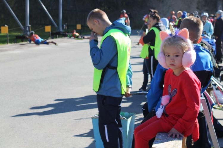 Летний чемпионат России по биатлону среди ветеранов в Барнауле