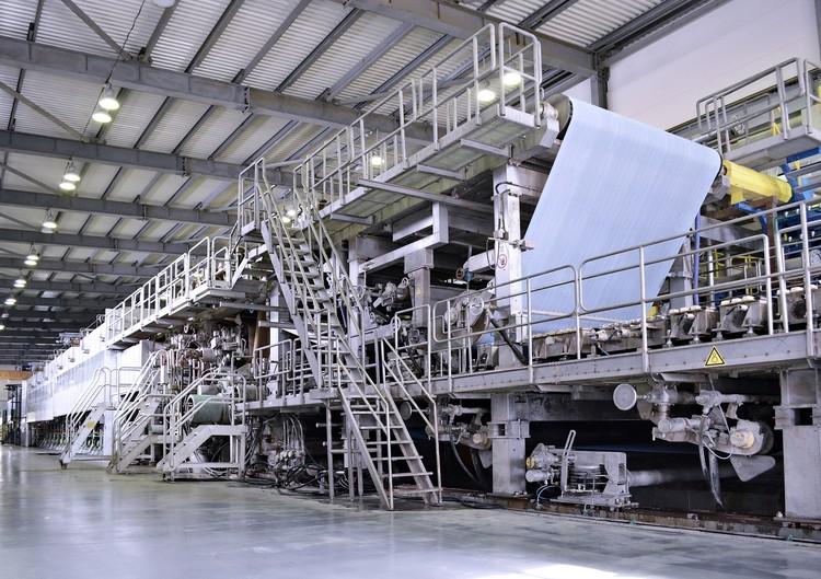 Компания использует современное оборудование и постоянно обновляет техническую базу. Фото предоставлено пресс-службой предприятия