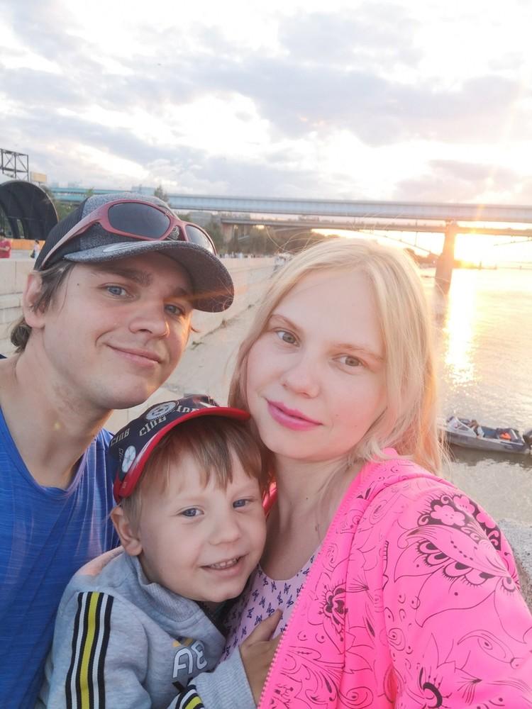 Дмитрий и Ольга стали родителями 4 года назад. Фото: Дмитрий ЖЕЛТИКОВ.