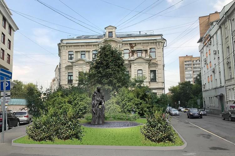 Памятник детскому писателю установят на Лялиной площади