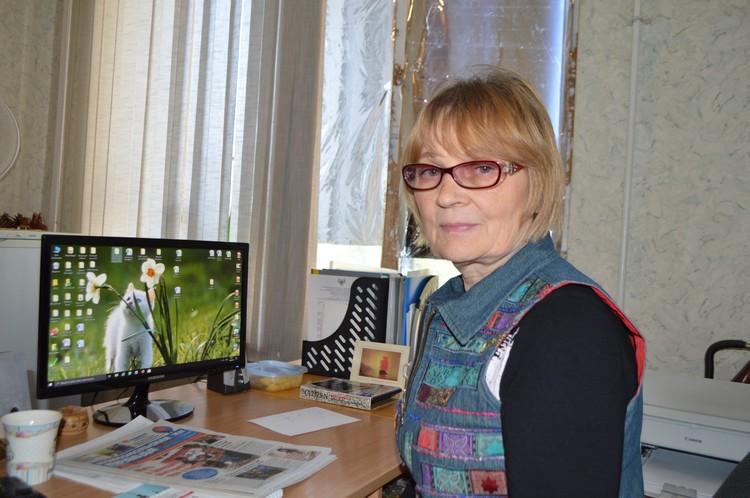 Ведущий специалист отдела профилактики инфекционных заболеваний Республиканского центра санэпиднадзора Татьяна Филиппова