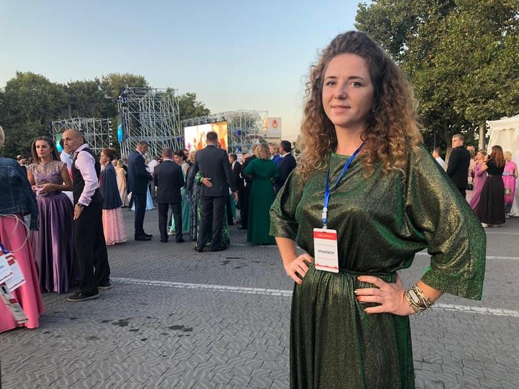 Ольга Шадрина, исполнительный директор Бала