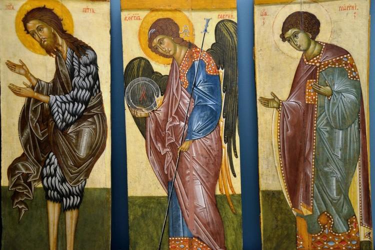 Из Третьяковской галерени прислали редкие иконы. Фото: Пермская художественная галерея.
