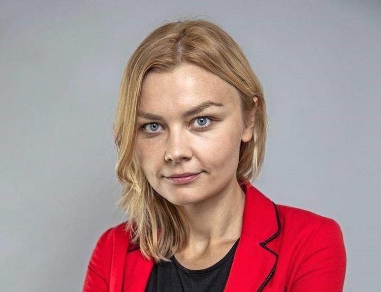Пресс-секретарь МИДа Швеции Юлия Эрикссон-Погоржельская. Фото: KRISTIAN POHL/REGERINGSKANSLIET
