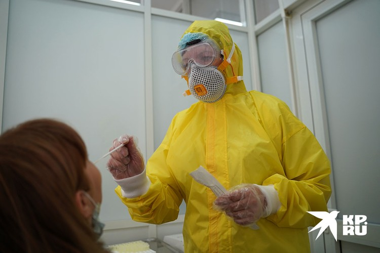 Тесты на коронавирус не всегда дают правильный результат
