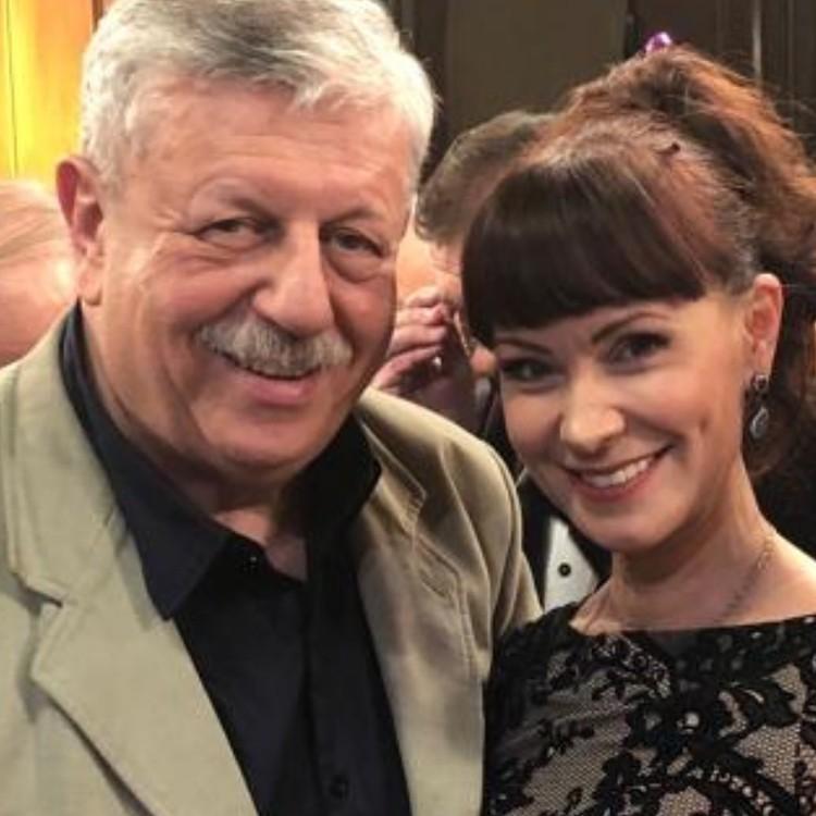Нонна Гришаева — ученица Борисова и друг семьи Борисовых. Фото — социальные сети.