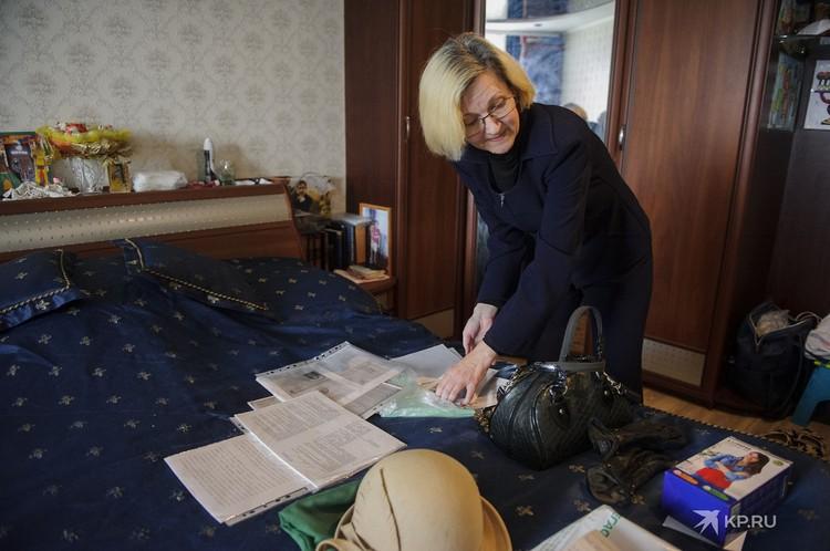 Из тюрьмы для арестантов Гила Германская вернулась в пустую квартиру