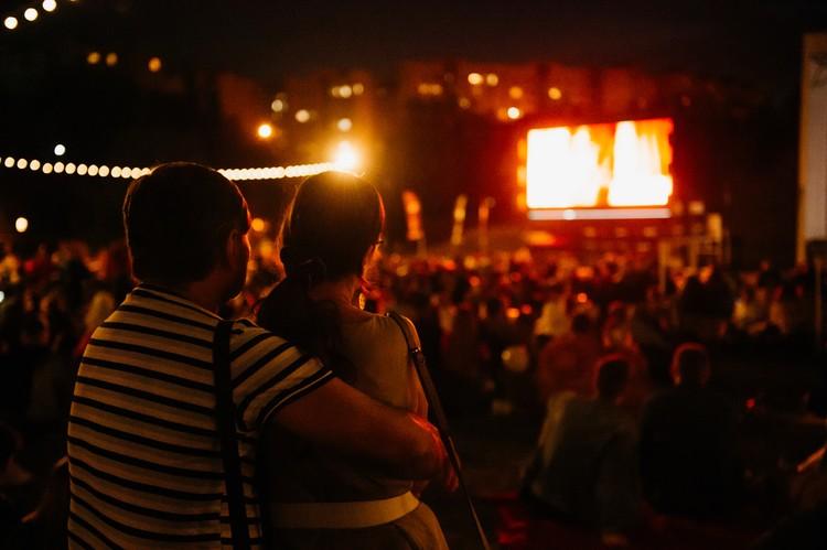 Фото: представлено «Фестивалем уличного кино»