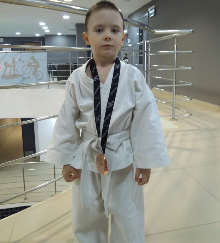 В свои шесть лет Один уже установил мировой ркорд.