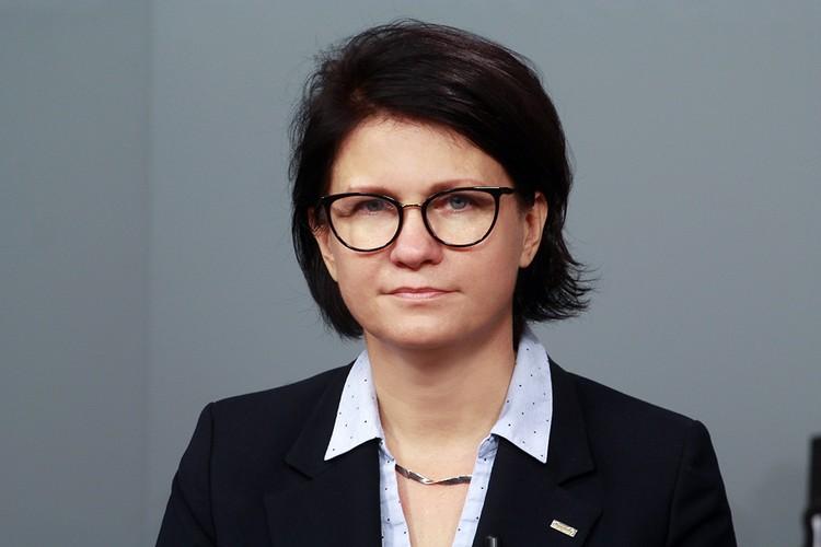Юлия Климова, руководитель проекта «Местные производители, развитие предпринимательства в регионе ТС «Слата»