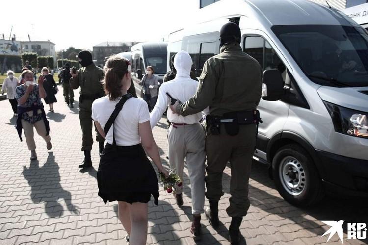 Прошли задержания. Фото: Иван ИВАНОВ