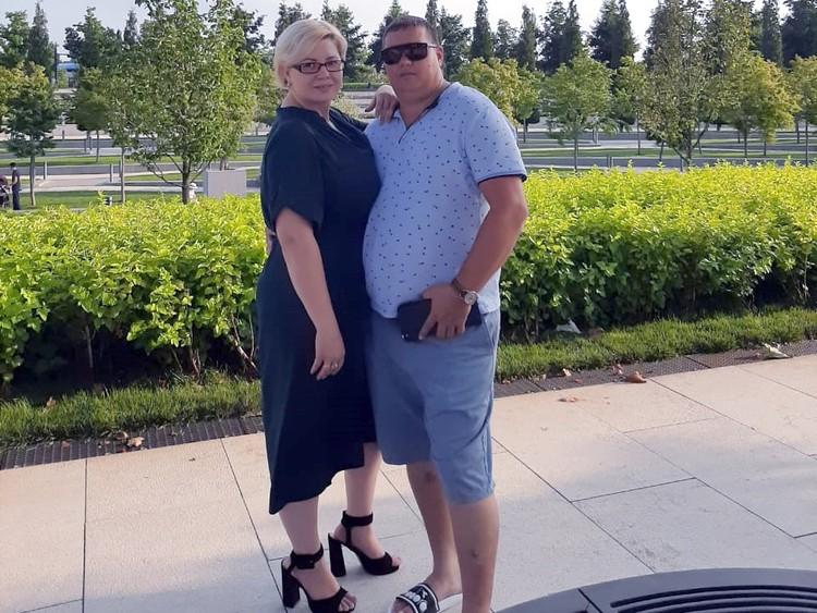 Супруги вместе уже 14 лет.