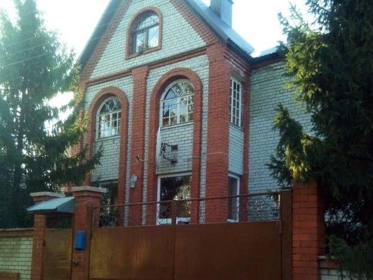 Пансионат в Саратове. Фото с сайта учреждения
