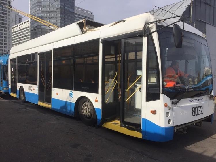 Раньше троллейбусы колесили по дорогам Москвы. Фото: администрация Миасса