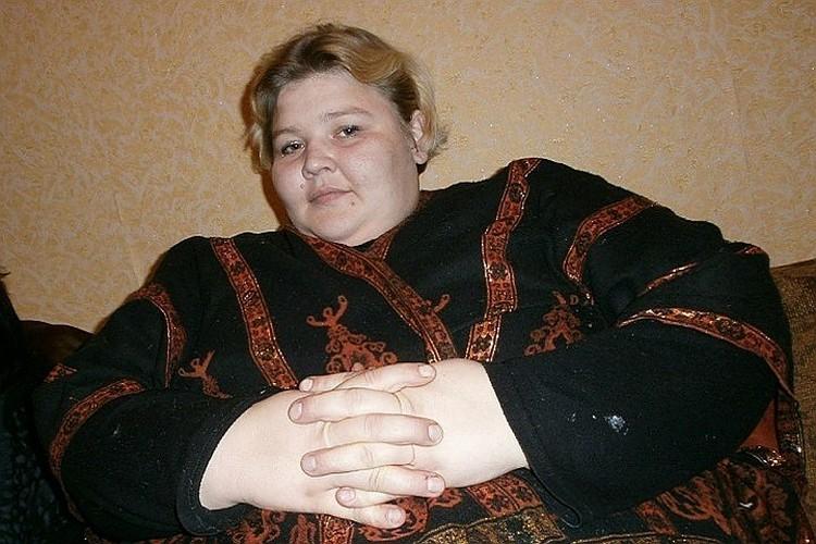 Так выглядела женщина с весом в 280 килограммов. Фото из личного архива героини публикации