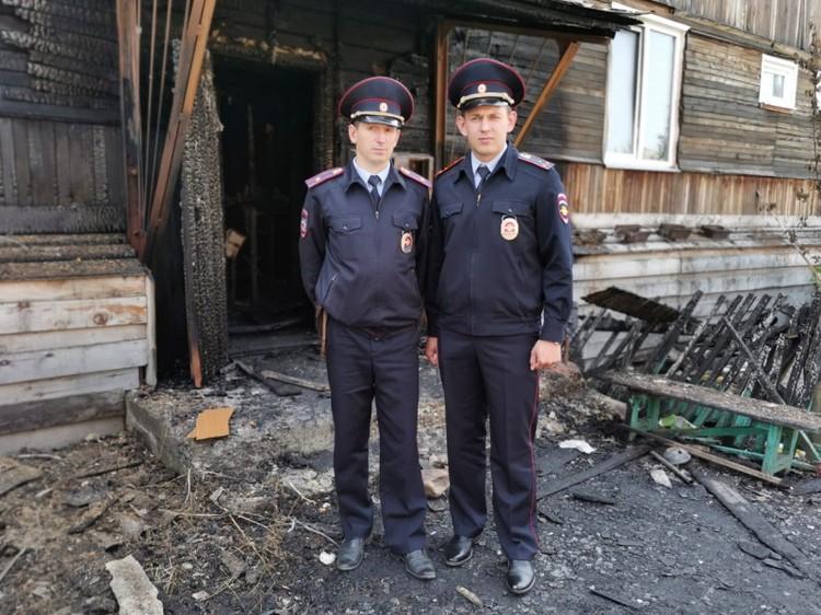 Евгений Филиппов и Анатолий Окунев