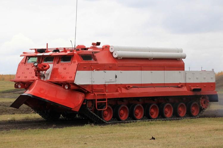 В серийное производство СПМ поступила в июня 2015 года и в том же году была принята на вооружение Российской армии. Фото: Валерий Гашеев/ТАСС