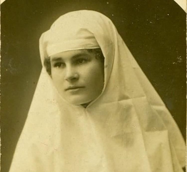 Даша Севастопольская считается первой в мире военной сестрой милосердия