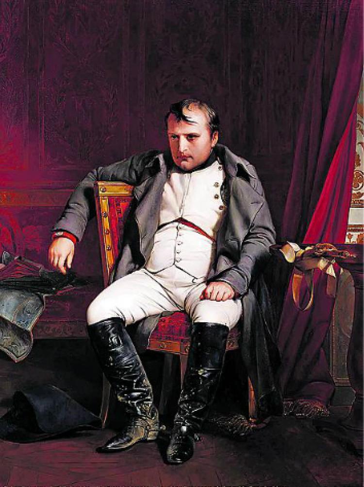 Бонапарт не смог породниться с династией Романовых. Фото: Парижский музей армии