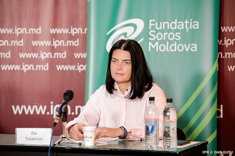 Алла Токарчук. Фото: ipn.md