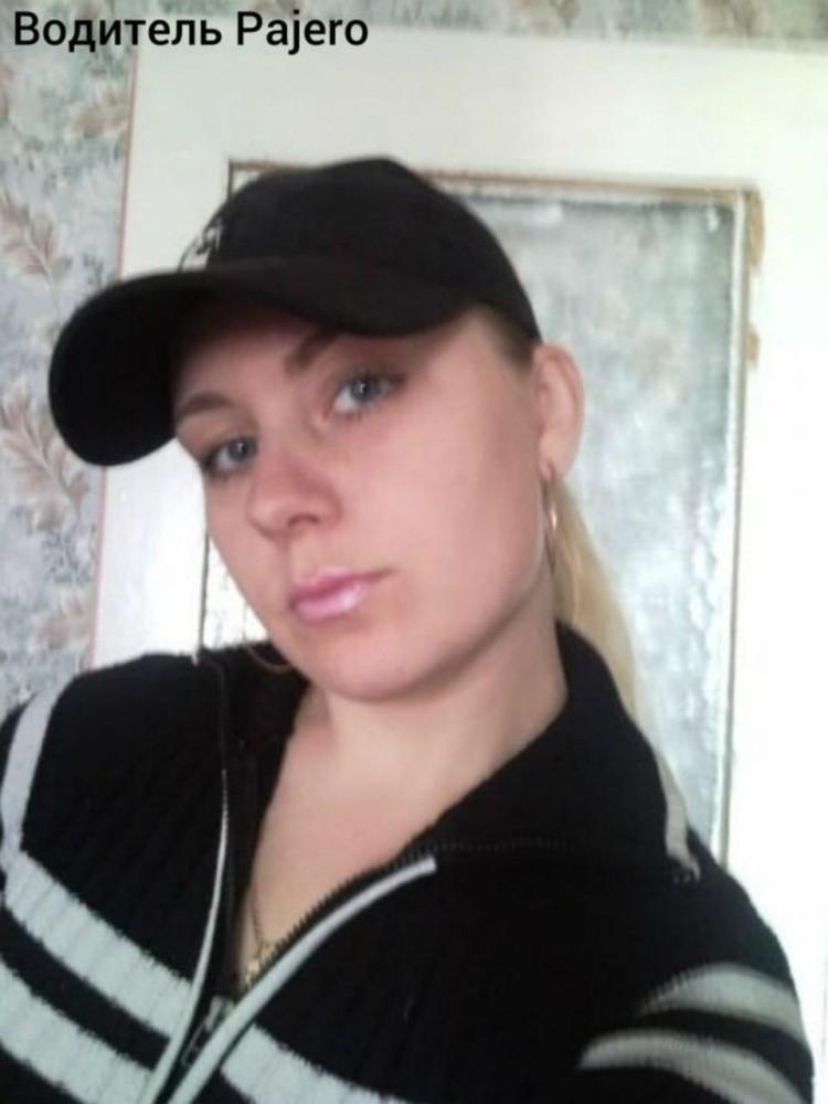 Светлана Скачинская - виновница ДТП.
