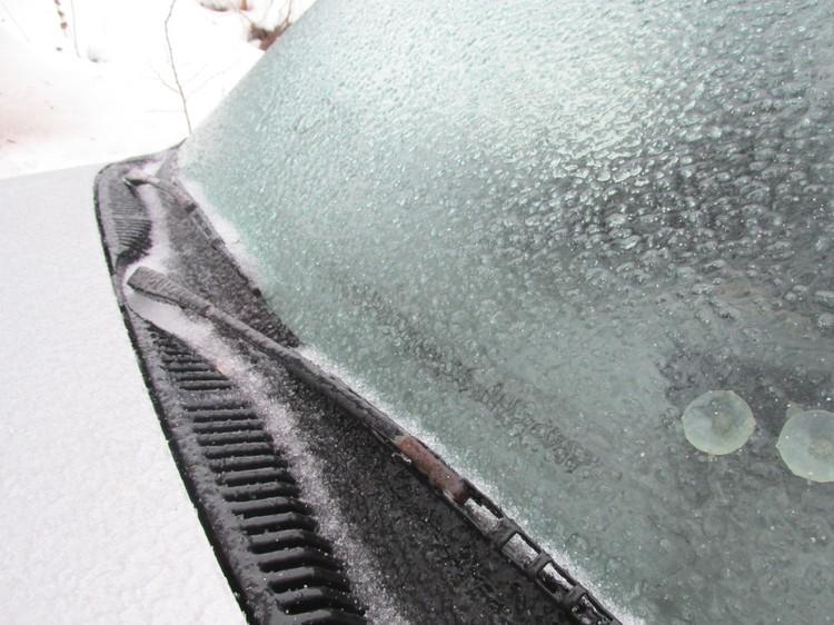 Зимняя погода непредсказуема, но водитель должен быть готов ко всему