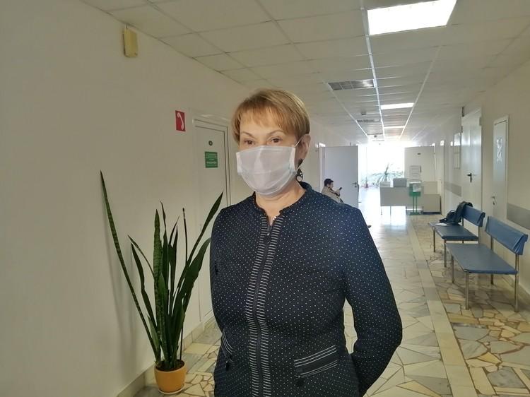 Светлана Полевская уверена - ординаторы готовы к работе на участках
