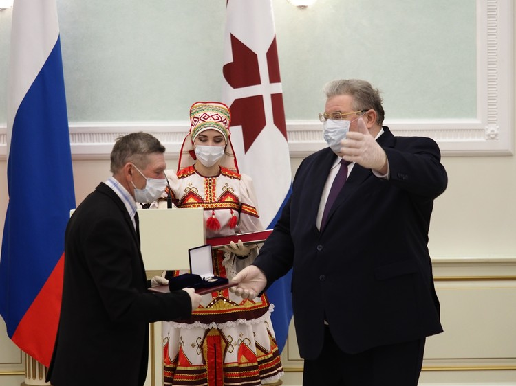 ФОТО: Пресс-служба Главы РМ