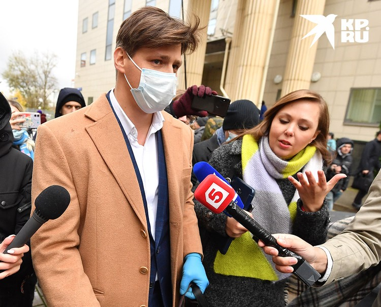 Адвокат Роман Филиппов.