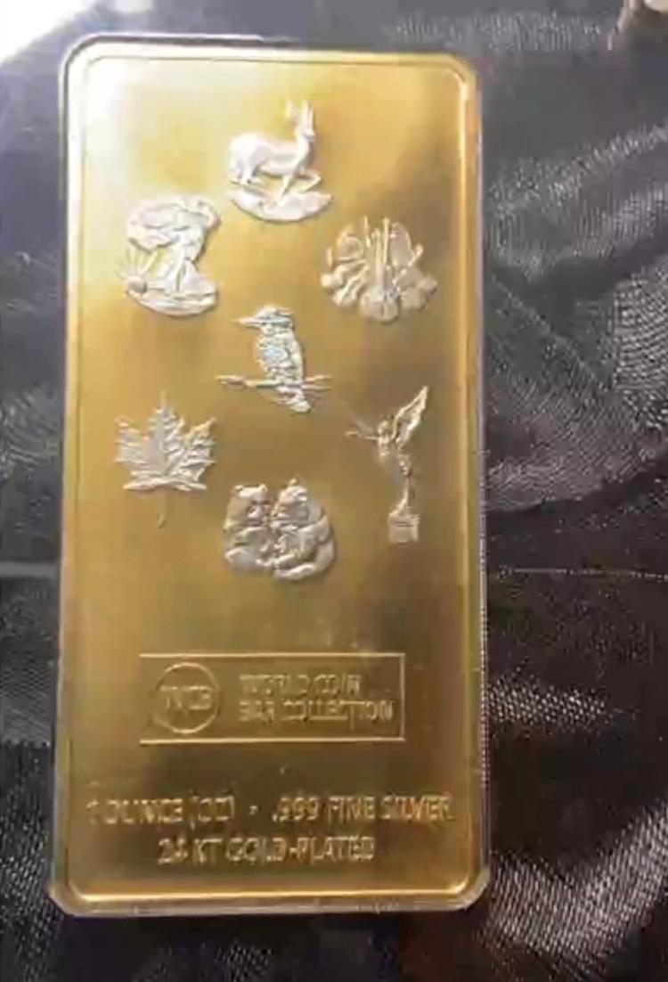 Деньги хранили в золото Фото: ГУ МВД по СПб и ЛО