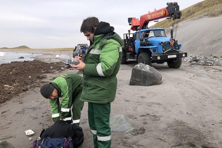Собранная информация позволила светилам науки поставить точку в камчатском кейсе. Фото: Ульяна Бакуменко/ТАСС