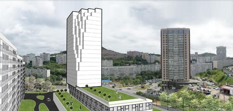 Примерно так будет выглядеть новый дом на Шилкинской улице