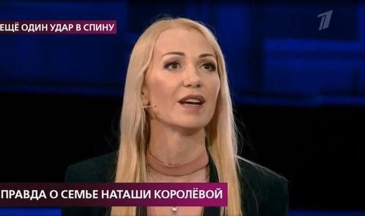 """Ксения Чернова в эфире шоу """"На самом деле"""""""
