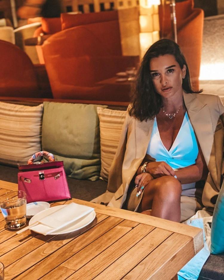 Ксения в этот раз выбрала шикарный отель в Мармарисе