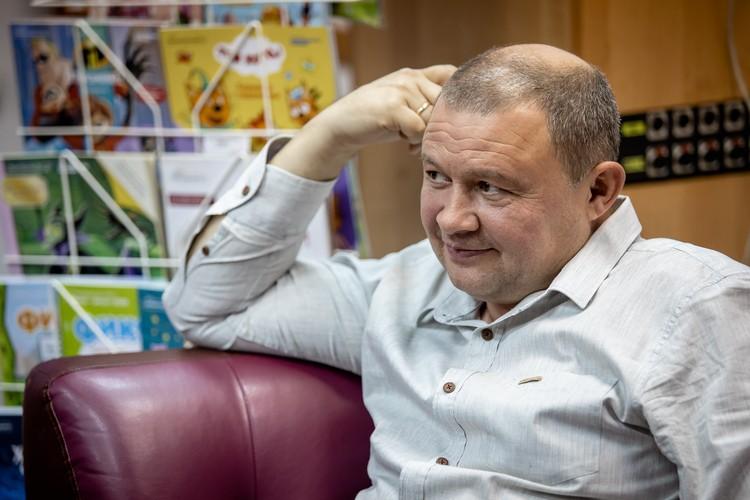"""Сергей Чигинцев: """"в комсомоле инициативных продвигали""""."""