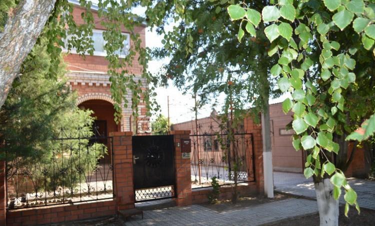 Дом Сервера Аметова, в котором случилась кровавая резня. Фото: multilisting.su