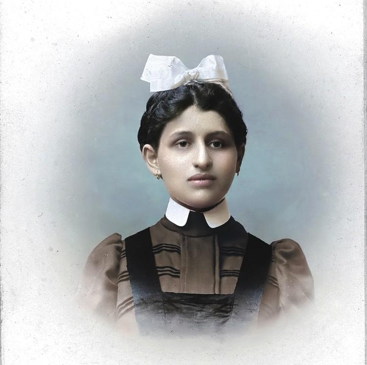 Софья в детстве. Фото: Wikimedia Commons