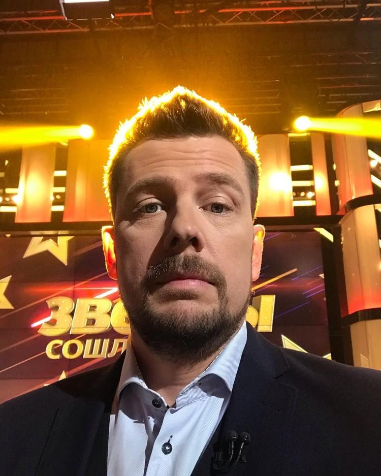 Александр Колтовой работал телеведущим на канале НТВ