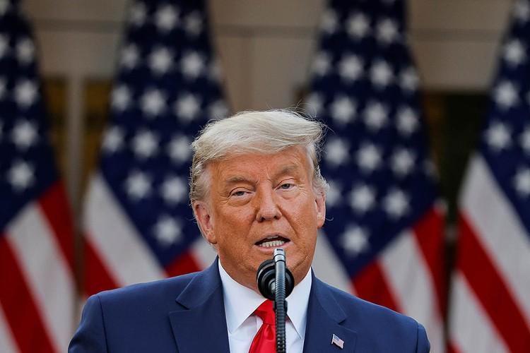 Президент США Дональд Трамп потребовал от полиции Вашингтона более активных действий по пресечению выступлений активистов радикальных группировок.