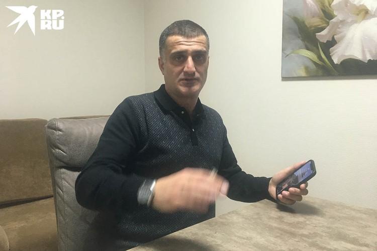 Адвокат Арман Тадевосян