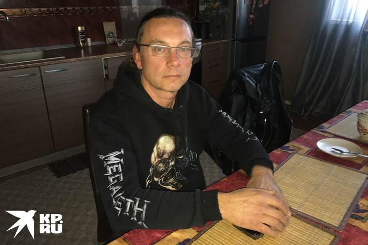 Олег Сойнов.