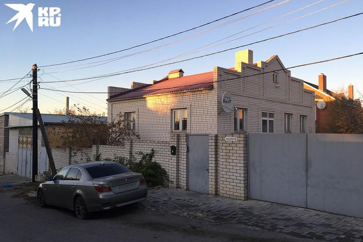 Дом Мелконяна.