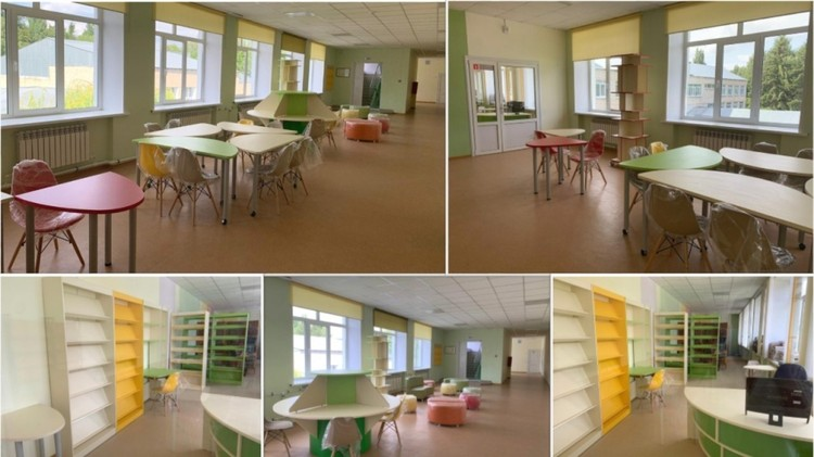 Кораблинская школа №2.