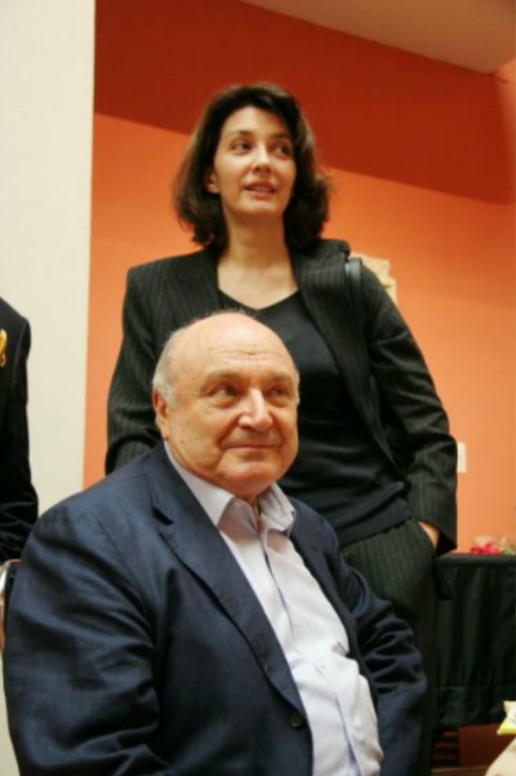 Михаил Жванецкий и его вторая жена Наталья прожили вместе почти 30 лет. Фото: Генриетта ПЕРЬЯН/Global Look Press